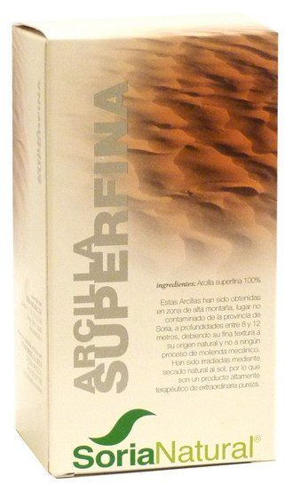 Soria Natural Arcilla Superfina 250g